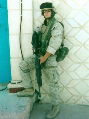 Marine David Kreuter died Aug. 3. 2005. He was part of the Lima Company
