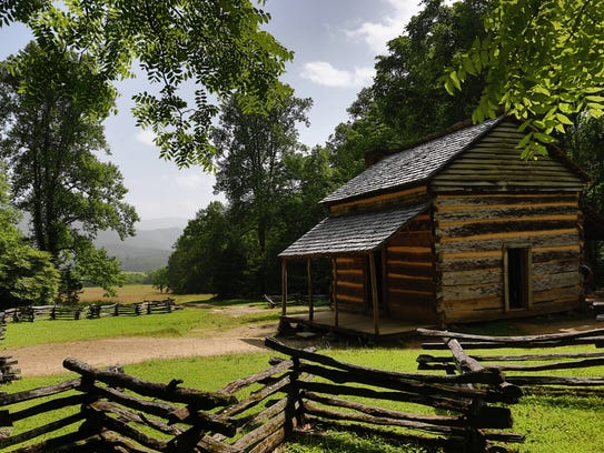 Mark-Dorion-john-oliver-cabin-ugc-yourtake
