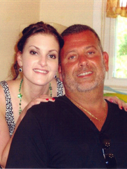 Nikki and her father, Peter.