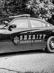 The Isabella County sheriff's office says a 26-year-old