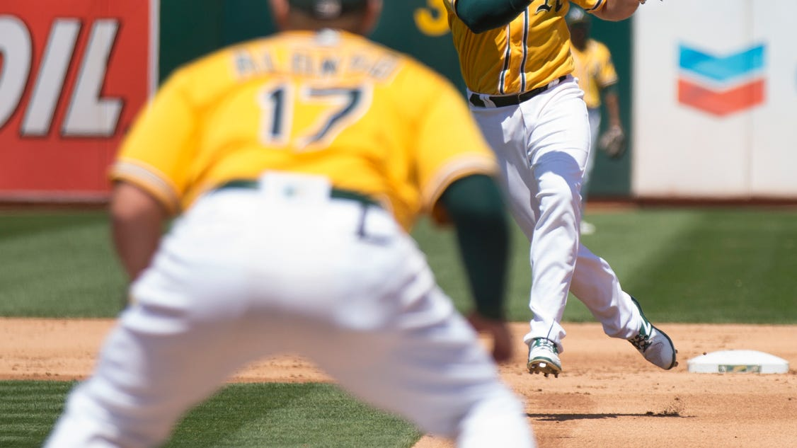 A's use 8th different starter in 8 days, fall to Orioles