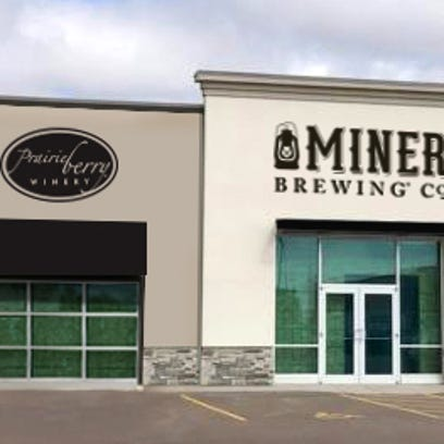 A photo of Prairie Berry's new location in the Western