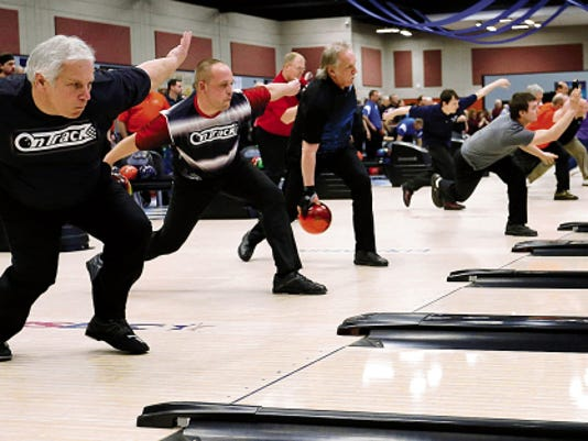 The USBC Open Championships national bowling competition continues today through July 12 at the El Paso Convention Center in Downtown El Paso. More than 50,000 professional bowlers from 50 states are competing on 62 lanes for the top prize of about 5 million. It is free and open to public. There are concessions, vendors and a pro shop.