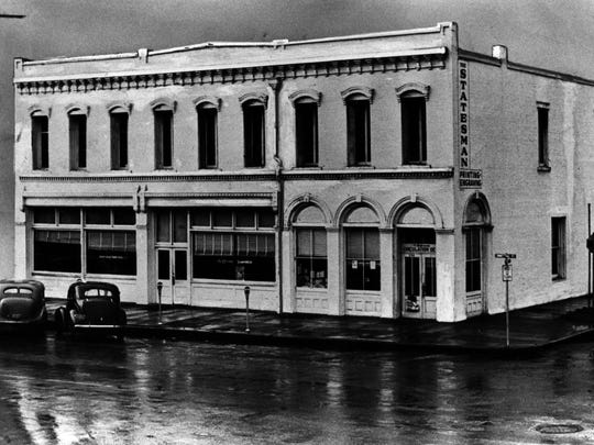 The Oregon Statesman was located at 215 S. Commercial St. for more than three decades before relocating to 280 Church St. NE in 1953.