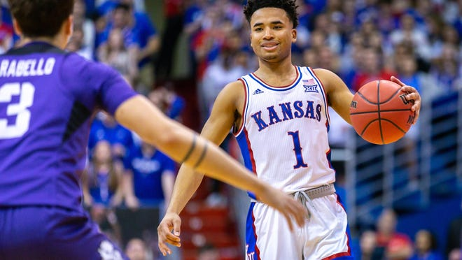 Former Kansas basketball guard Devon Dotson went undrafted, but ended up with his hometown team the Chicago Bulls.