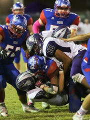 Shadow Hills 32, Indio 13 -- The Mayor's Cup will stay