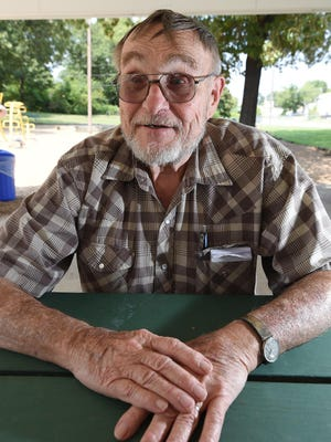 U.S. Air Force veteran Bud Graham, of rural Mountain Home, says he has had a positive experience with health care provided by the Little Rock VA Hospital.