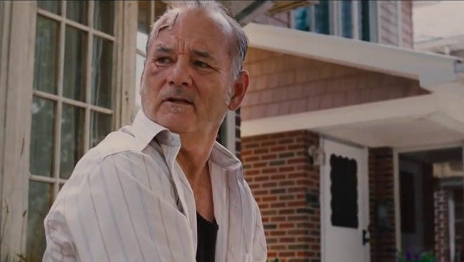 """Bill Murray stars in """"St. Vincent."""""""