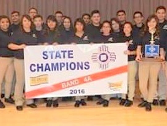 Cobre High captured the state title making it the 17th