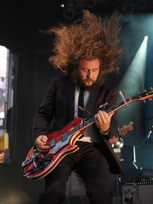 "Jim James, of My Morning Jacket fame, plays Turner Hall Ballroom Nov. 27 behind his second solo album, ""Eternally Even."""
