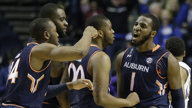Former Auburn guard KT Harrell has scored six total points in his two games with the Philadelphia 76ers in the NBA Summer League in Las Vegas.