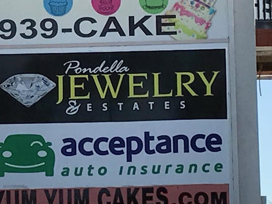 Pondella Jewelry