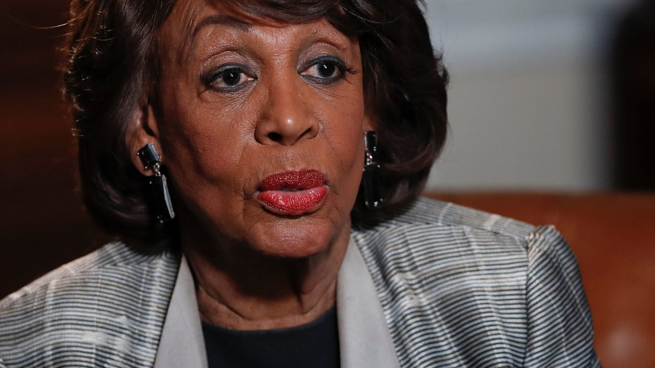 Congresswoman Waters: 'Bill O'Reilly needs to go to jail'