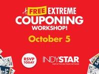 Free Extreme Couponing Workshop