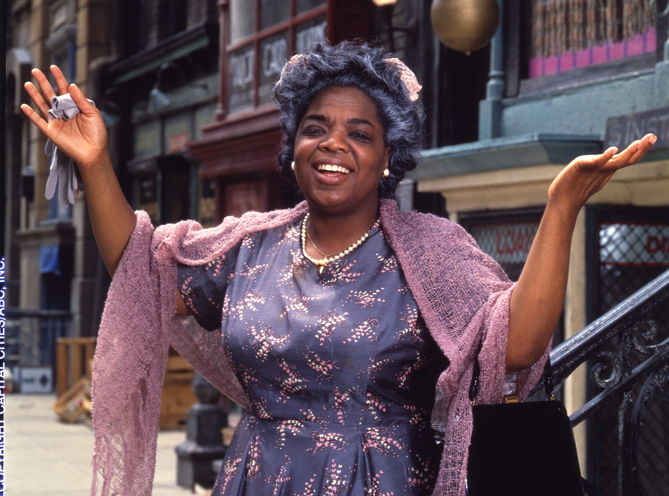 'The Women of Brewster Place' | Oprah followed up 'The Color Purple' with this TV miniseries in 1989. Based on the critically acclaimed eponymous novel by Gloria Naylor, Oprah produced and starred as Mattie, an African-American woman living in a rundown project. The series was nominated for two Emmys and spawned a short-lived spin-off called 'Brewster Place.'