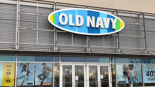 Old Navy, located at 6805 Mills Civic Parkway in West Des Moines, had signs on its front doors Wednesday saying that the store was temporarily closed.