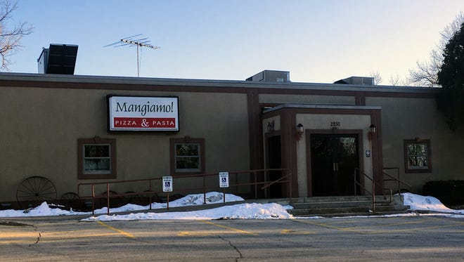 Mangiamo! Pizza and Pasta, on Humboldt Road, closed March 10 for renovations and to convert over to a barbecue restaurant called Smokey Ridge. It's expected to re-open in early May.