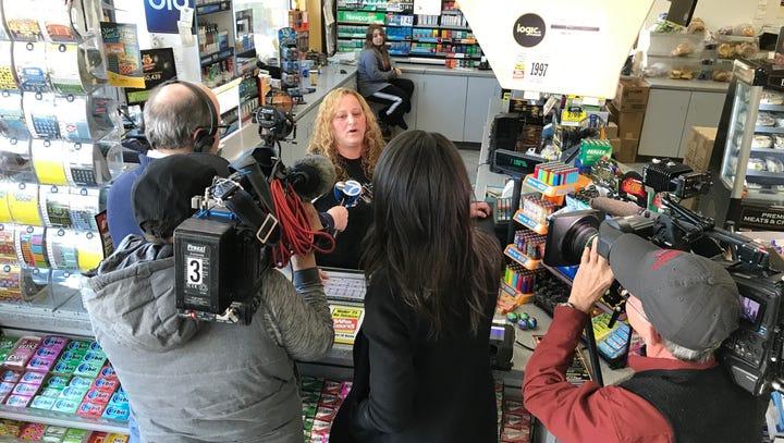 Riverdale gas station sells winning $521 million lottery ticket