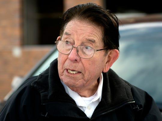 Salvador Alvarado, 84, talks about his accident on