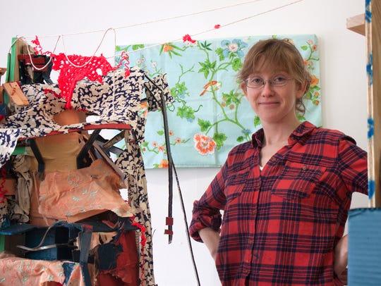 Philadelphia artist, Katie Wynne.