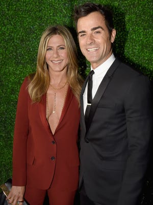 Jennifer Aniston and Justin Theroux married on Wednesday, according to reports.