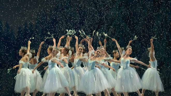 """Audition for local parts in the Miami City Ballet production of George Balanchine's """"The Nutcracker."""""""