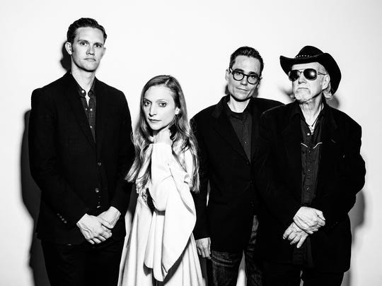 Eilen Jewell and her band return to Ithaca on Sunday.