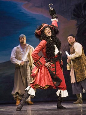 """Back by popular demand, the Alabama Dance Theatre will present its 29rd annual spring concert featuring the storybook classic """"Peter Pan""""  this March."""