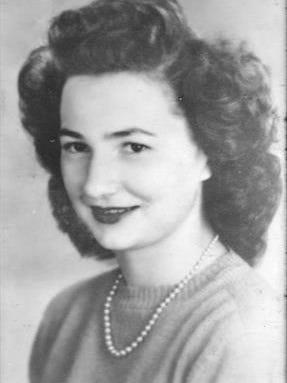 Jacquelyn Margaret Sandberg, 89