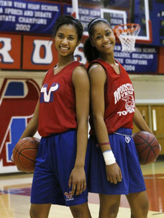 Hawkins sisters