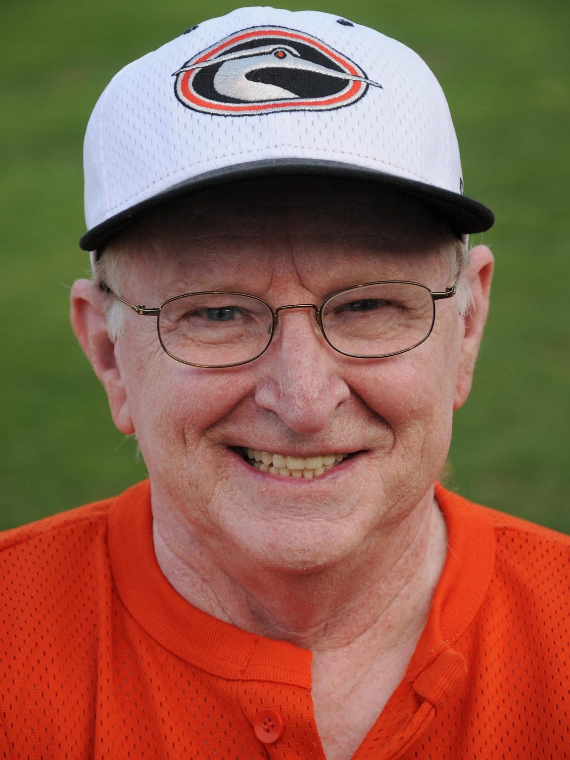 "Shorebirds season ticket holder Dick ""Doc Shorebird"""