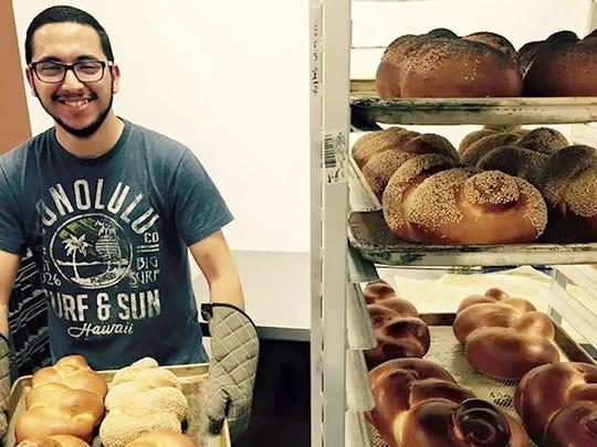 Lior Ben-Shushan, Jerusalem Bakery in Scottsdale.