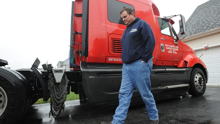 Trucker shortage cuts into Del. economy