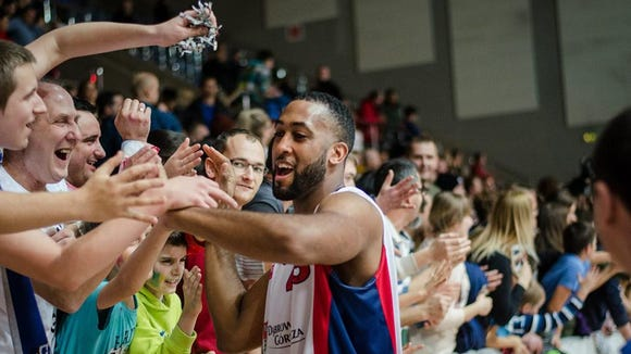 Owen alum David Weaver has played pro basketball in multiple countries since graduating from Owen in 2005.
