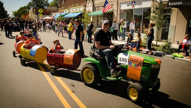 For more than two decades, residents of Beaverdale have come together to celebrate the fall season and the heritage of their close-knit neighborhood at the Beaverdale Fall Festival.