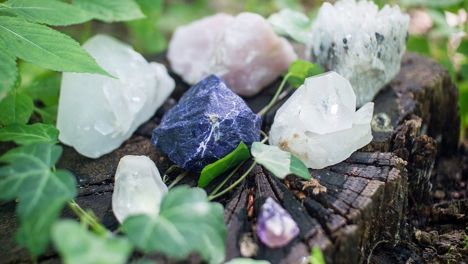 Gemstones For Health And Happiness