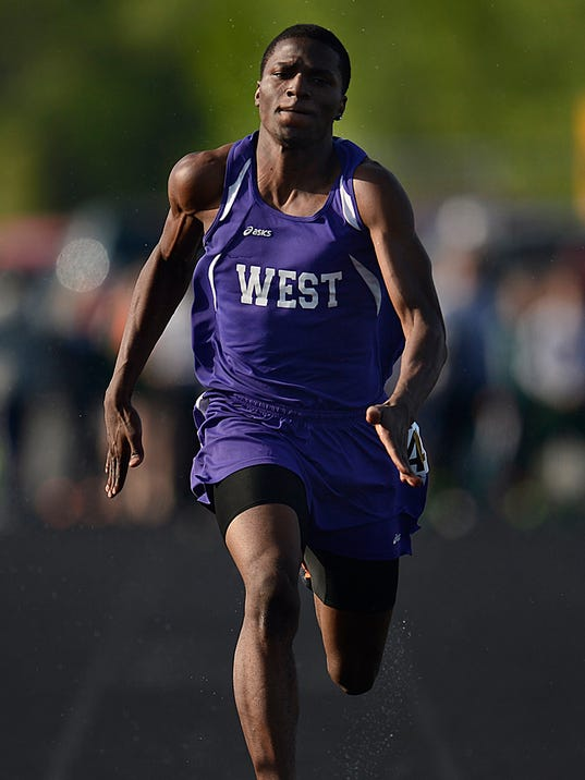 GPG WIAA D1 regional track and field