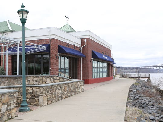 The Newburgh waterfront is home to many restaurants