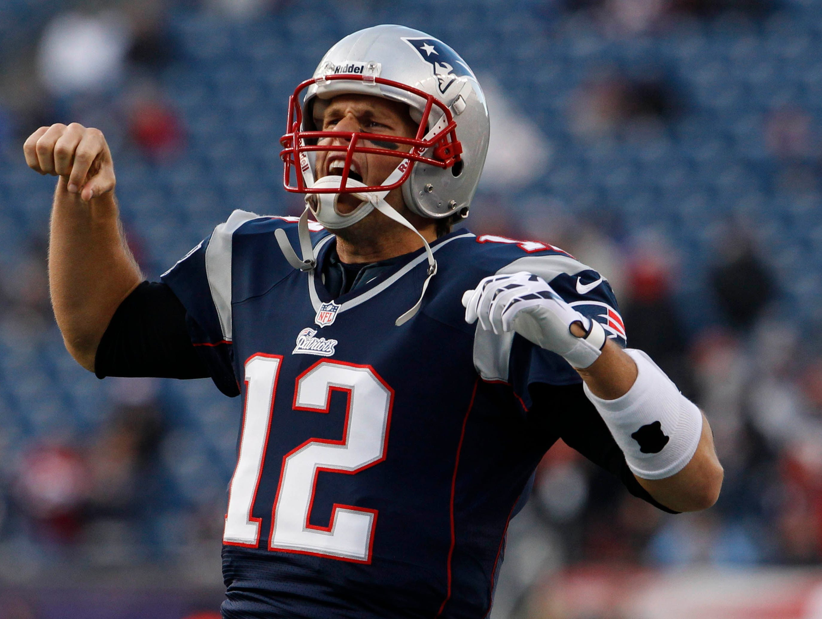 7. Tom Brady, New England Patriots
