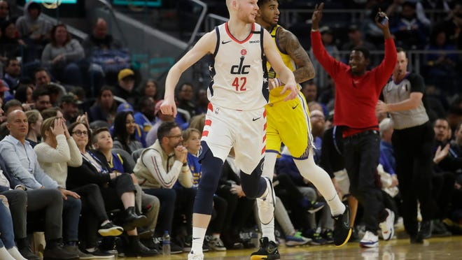 Washington Wizards forward Davis Bertans will skip the Orlando-based resumption of the NBA season, a decision first reported by ESPN on Monday, June 22, 2020.