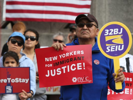 Immigrant Rights on May Day