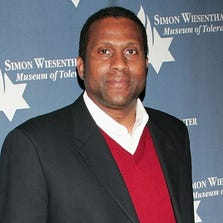 """Talk-show host/political commentator Tavis Smiley, 50, plans to juggle """"Dancing with the Stars"""" with a book tour and his PBS shows. Smiley grew up in Bunker Hill, Ind., and is an Indiana University grad."""