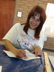 Kathy Gonzalez.