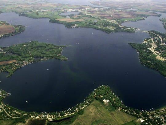 West Okoboji Lake