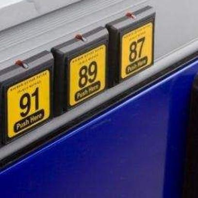 Gas prices remain more than a dollar cheaper than a year ago.