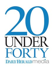 20 Under Forty.