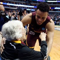 March Madness: Loyola-Chicago's Sweet 16 run fueled by Edison's Marques Townes