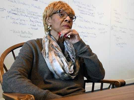 In this file photo from December 2016, Carol Hill-Evans, after being elected to the state House of Representatives from the 95th district, said increasing state aid to school districts with rising enrollments and raising the minimum wage are among her priorities.
