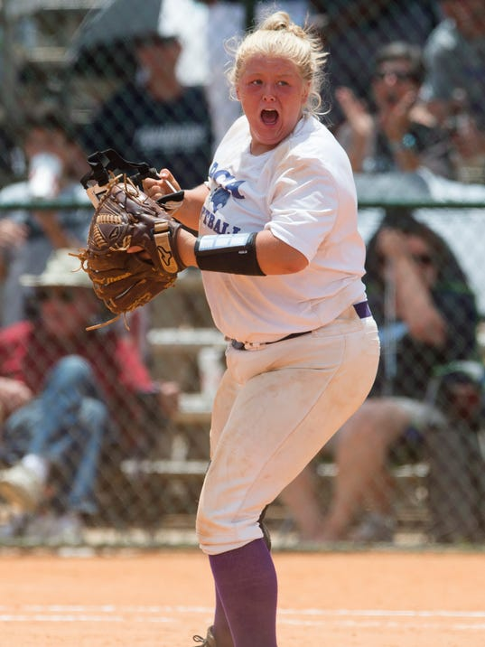 from pca to cali: paisley wilson selected to softball breakthrough