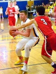Clyde's Conner Long scored 11 points Saturday in a win over Port Clinton.